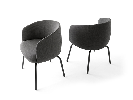 Stolice | Low Nest Chair | +Halle