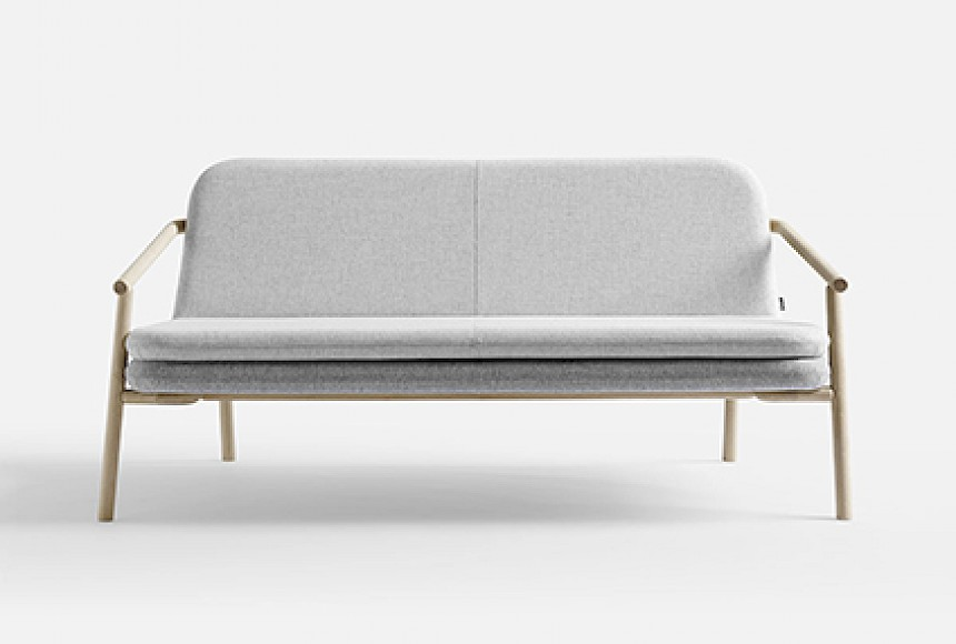 Dvosjedi | For Now Sofa | +Halle